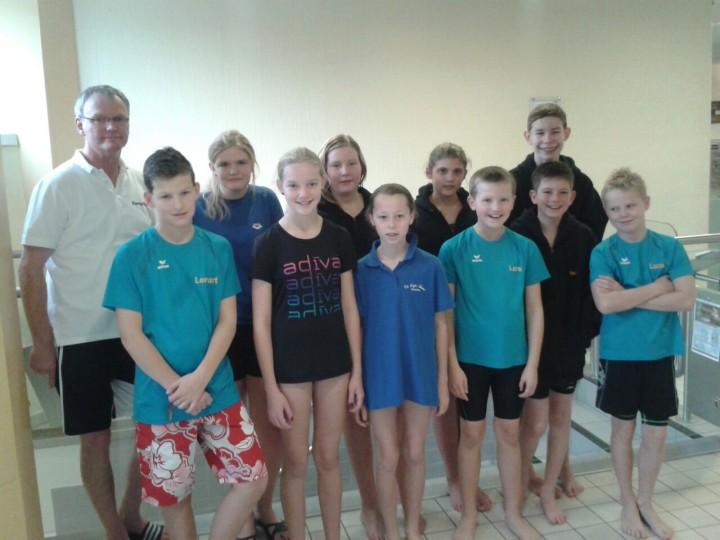 Schwimmer des TV Geseke erfolgreich