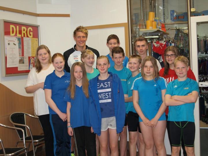 Schwimmabteilung erfolgreich bei PaderSchwimmCup in Paderborn