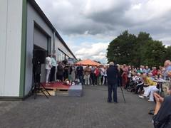 """Halle """"Alte Sargfabrik"""" an die TT-Abteilung übergeben"""