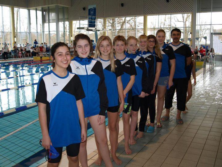Guter Start in die Wettkampfsaison 2017 beim 43. Neujahrsschwimmfest in Meschede und beim 29. Internationalen ARENA – Schwimmfest in Arnsberg