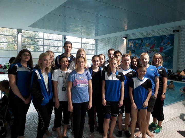 Die Schwimmabteilung zu Gast beim SG Eintracht Ergste und beim TuS Sundern