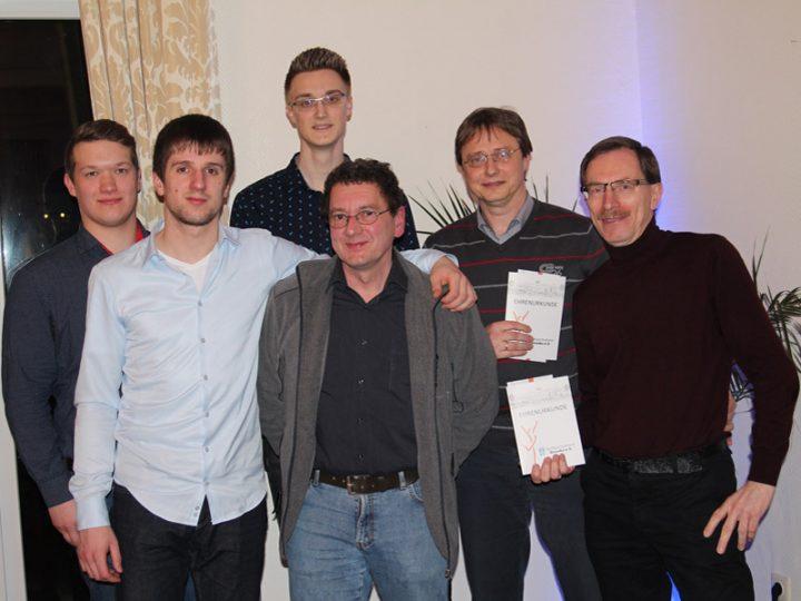 Stadtsportverband ehrt Ikki und Volleyballer