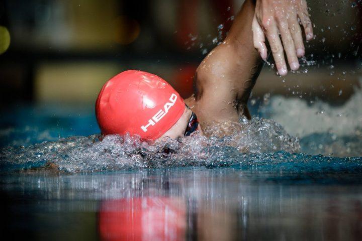 Andreas Wiesner startet beim 24. Internationalen Geseker Schwimmfest am 31. Mai 2018