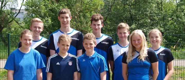 Lennart Nilges schnellster Geseker Schwimmer in Marsberg