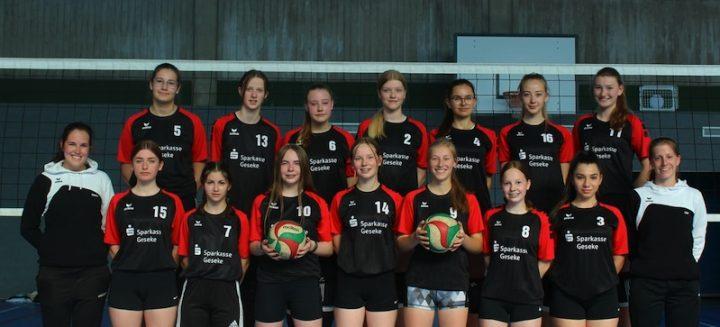 Volleyballnachwuchs geht gut gerüstet in die neue Spielzeit
